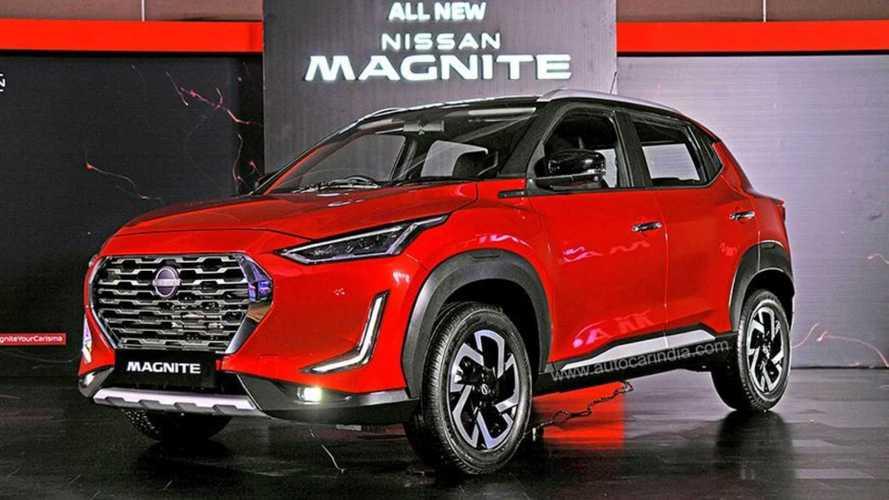 Nissan Magnite estreia na Índia mais barato que Ford EcoSport e Hyundai Venue