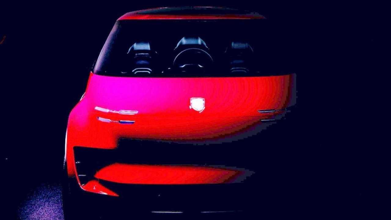 Porsche teaser