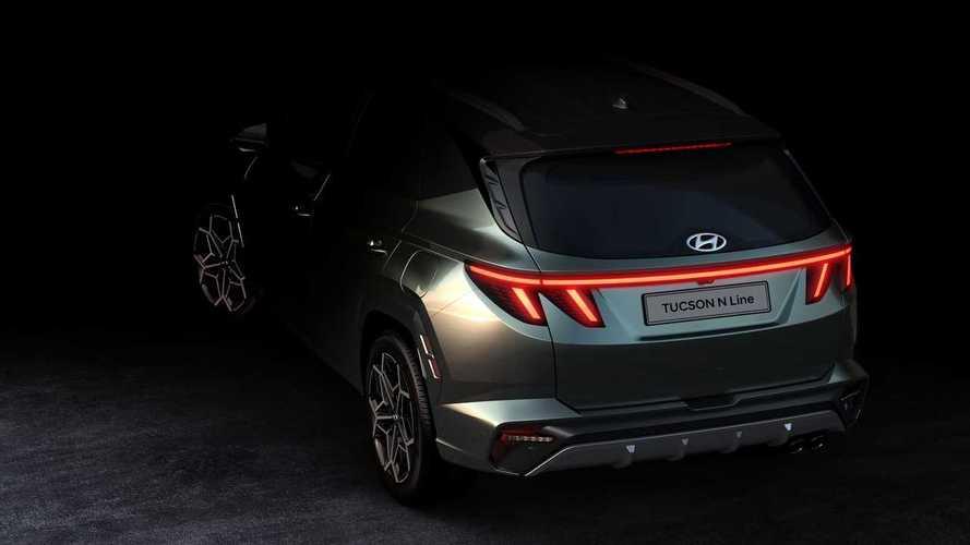 Hyundai Tucson 2021: así será la versión más deportiva del SUV