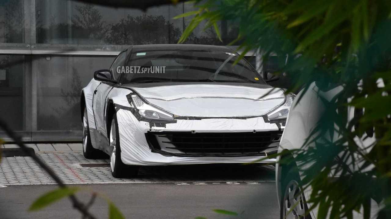 Ferrari Purosangue Casus Fotoğraflar