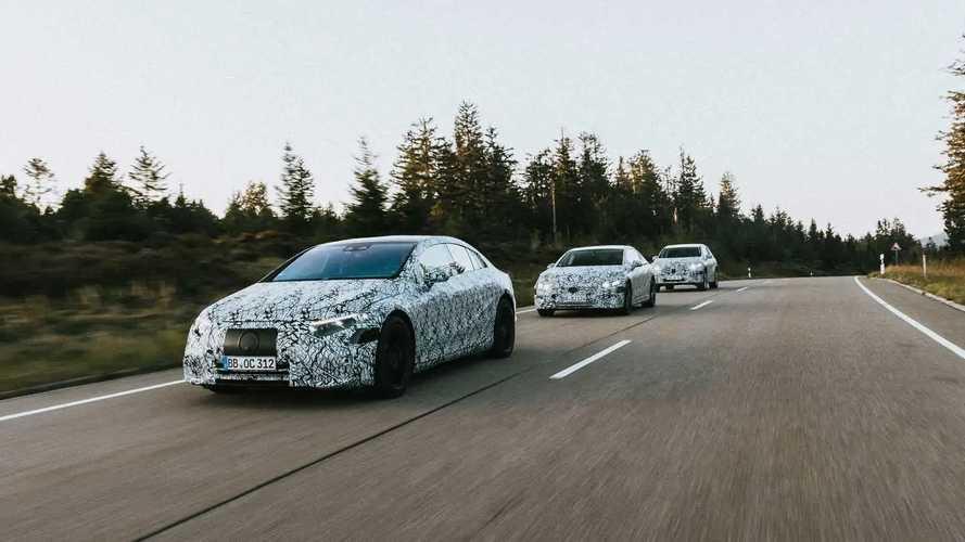 Mercedes-Benz anuncia seis nuevos modelos EQ, totalmente eléctricos