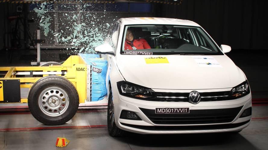 Latin NCAP - Volkswagen Polo e Virtus 2018