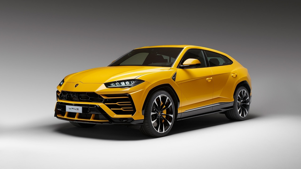 [Copertina] - Lamborghini: record di vendite in attesa della Urus