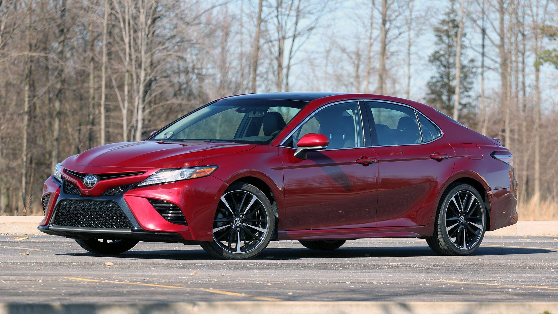 Toyota Camry Sport >> 2018 Toyota Camry Xse Review Getting Better All The Time