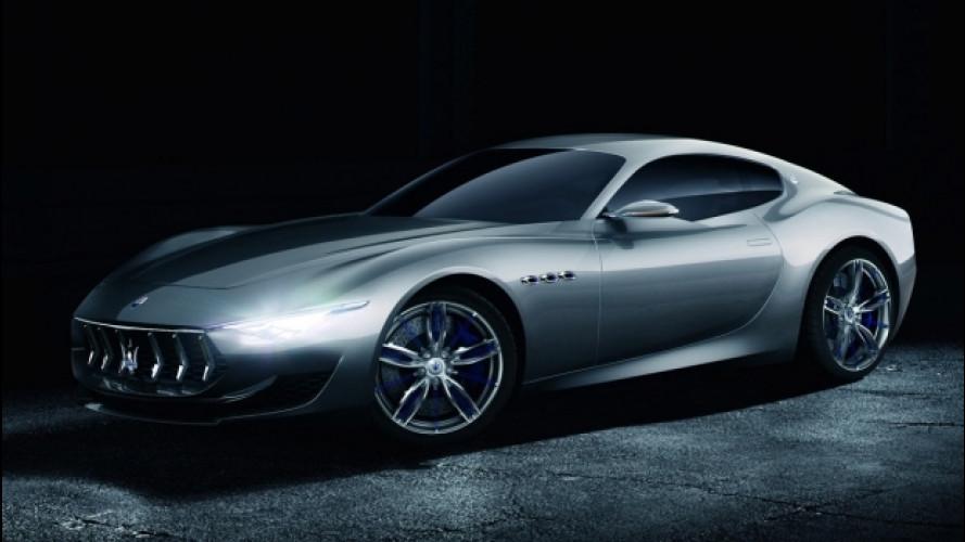 Maserati Alfieri, ci sarà da aspettare