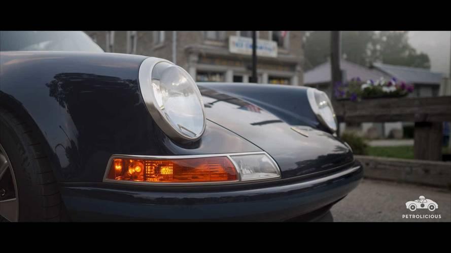 Porsche 911 actualizado por Singer