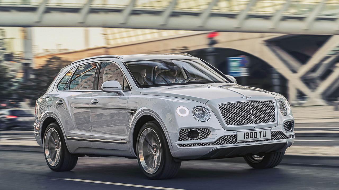Bentley Bentayga Plug-in-Hybrid