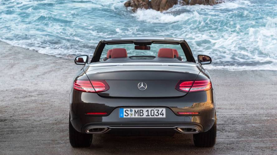 Mercedes-Benz Clase C Cabrio 2018