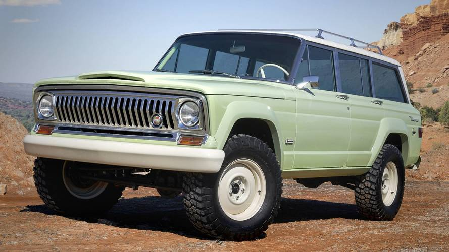 Jeep, le 7 concept per Moab
