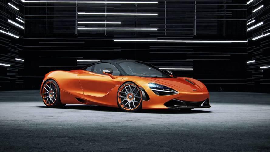 McLaren 720S par Wheelsandmore