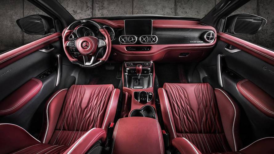 Mercedes X-Class Urban by Carlex Design