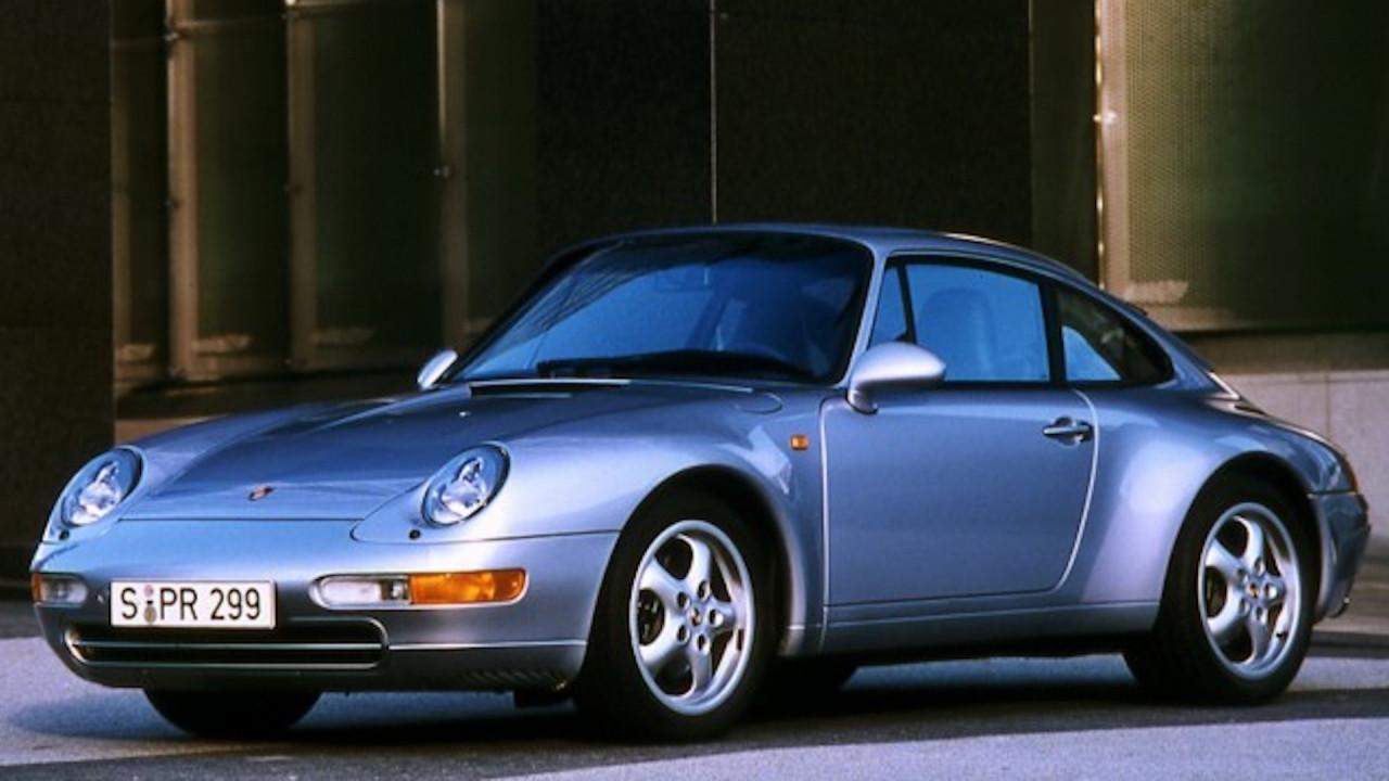 [Copertina] - Porsche 911 993, come si faceva una volta