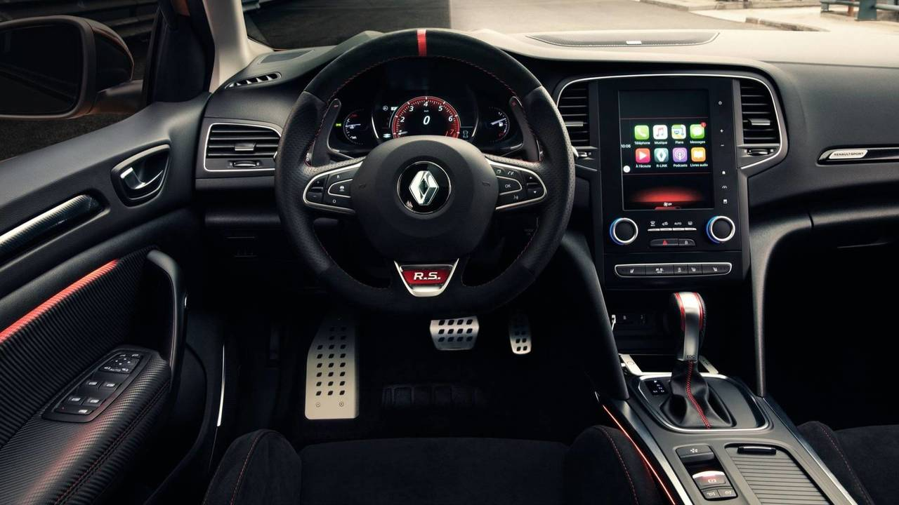 Renault Mégane IV R.S. 2018