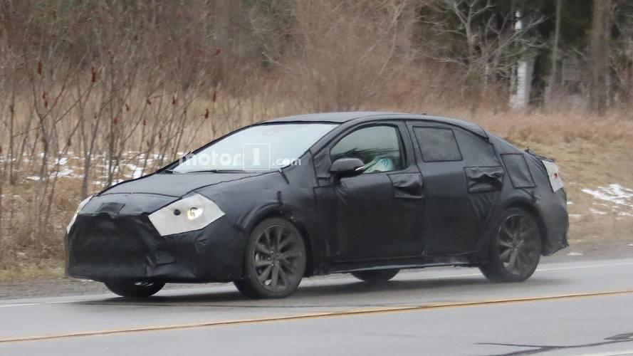 2020 Toyota Corolla Amerika'da ilk kez görüldü!
