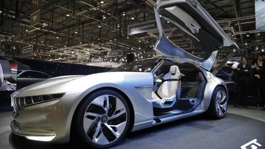 Pininfarina HK GT Live From Geneva Motor Show