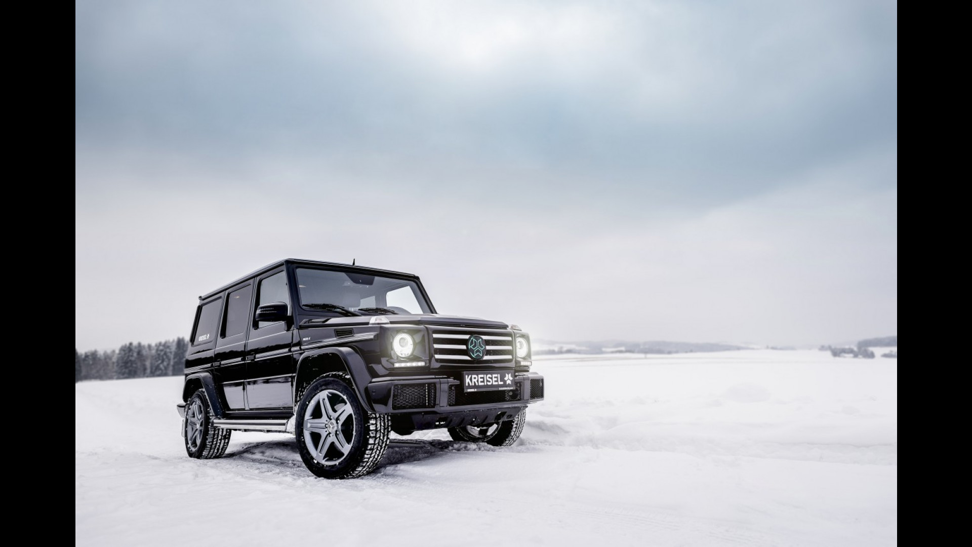 Schemi Elettrici Mercedes : Mercedes classe g elettrica per schwarzenegger motor italia