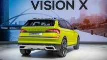 Skoda Vision X 2018