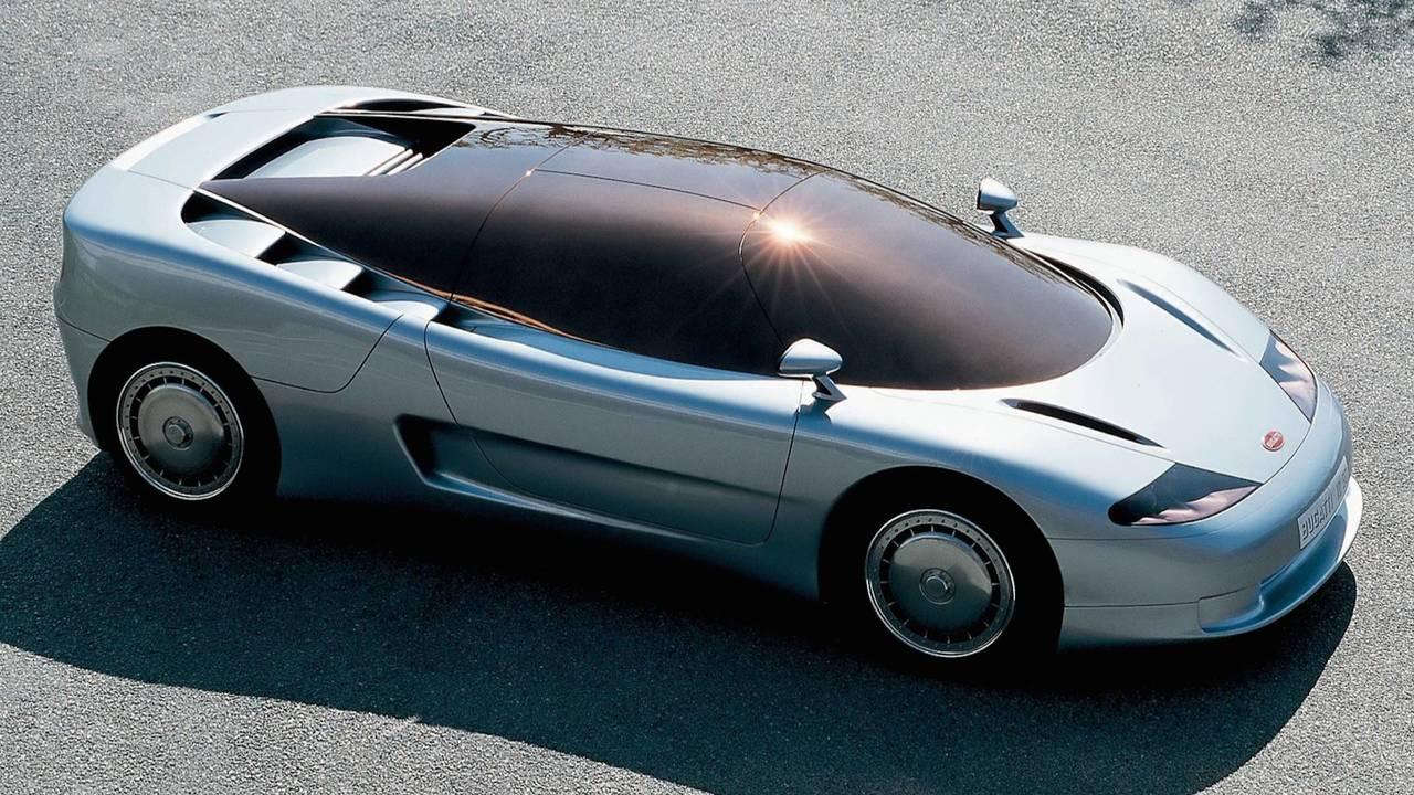 1990 - Bugatti ID 90 Concept