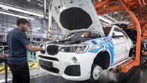 BMW X4 200'000 ème