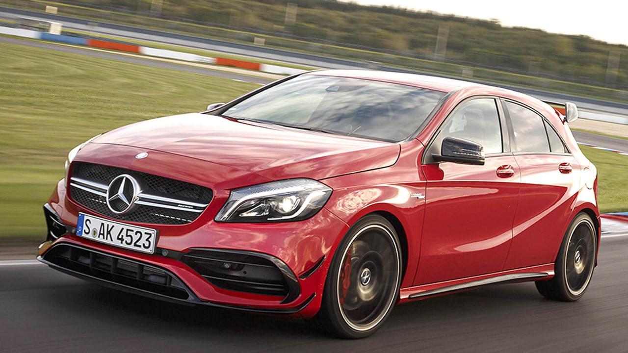 Vierzylinder: 2,0-Liter-Turbo von Mercedes-AMG