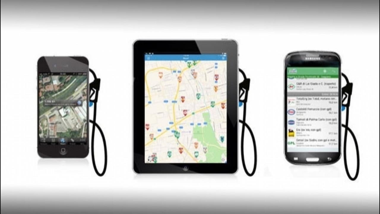 [Copertina] - App, ecco quelle utili per trovare i carburanti ai prezzi migliori