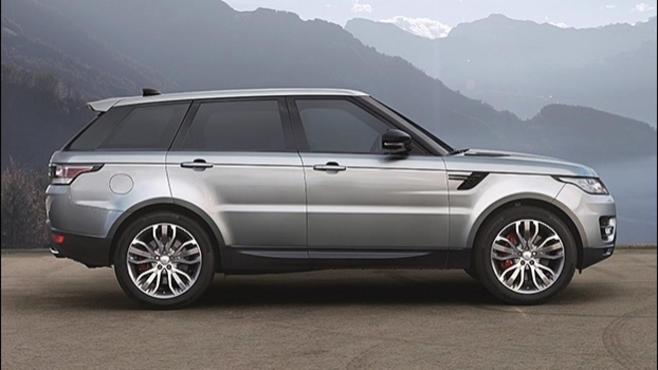 [Copertina] - Range Rover Sport 2.0 SD4, il diesel quattro cilindri
