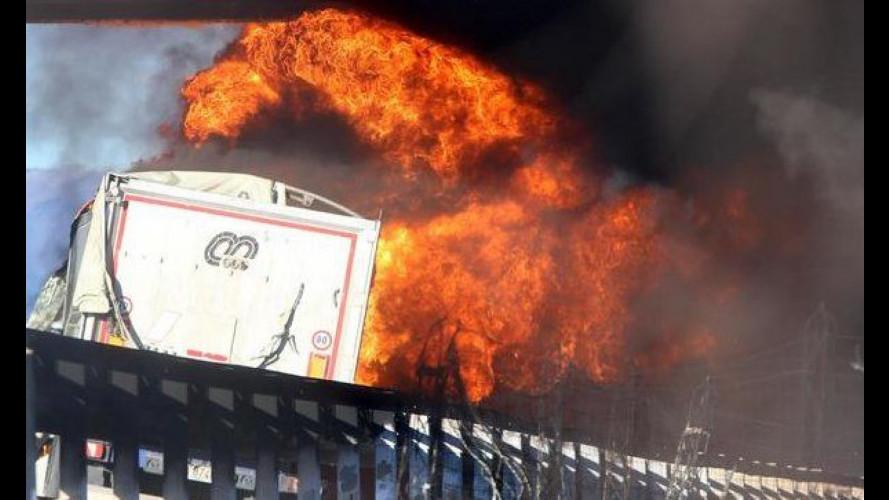 Inferno sull'A21: quello che serve è un esame di coscienza