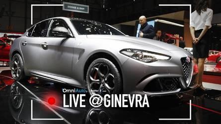 Alfa Romeo Giulia e Stelvio Nring, a Ginevra omaggio al record