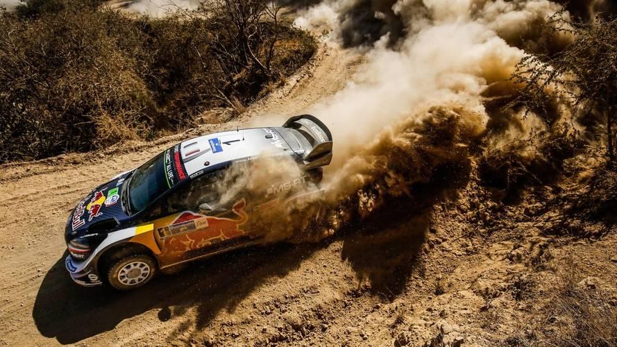 WRC Meksika ayağının galibi Ogier oldu