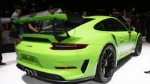 Porsche 911 GT3 RS 2018, en el salón de Ginebra