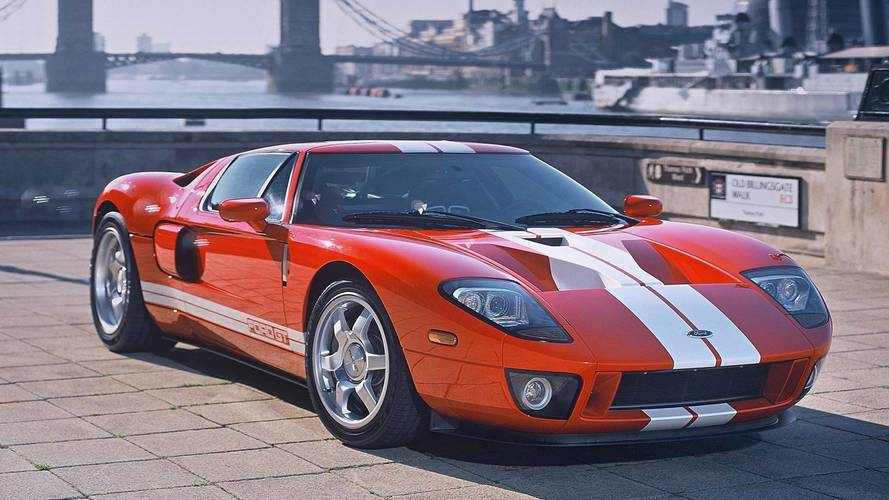 When New A Ford Gt Cost Around  But Today This Muscular Sports Car Will Set You Back Closer To  Well Leave You With One Final Fun Fact