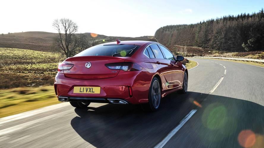 2018 Vauxhall Insignia GSi