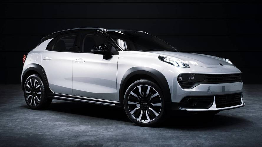 European Lynk & Co SUVs Will Be Hybrid And Built In Belgium