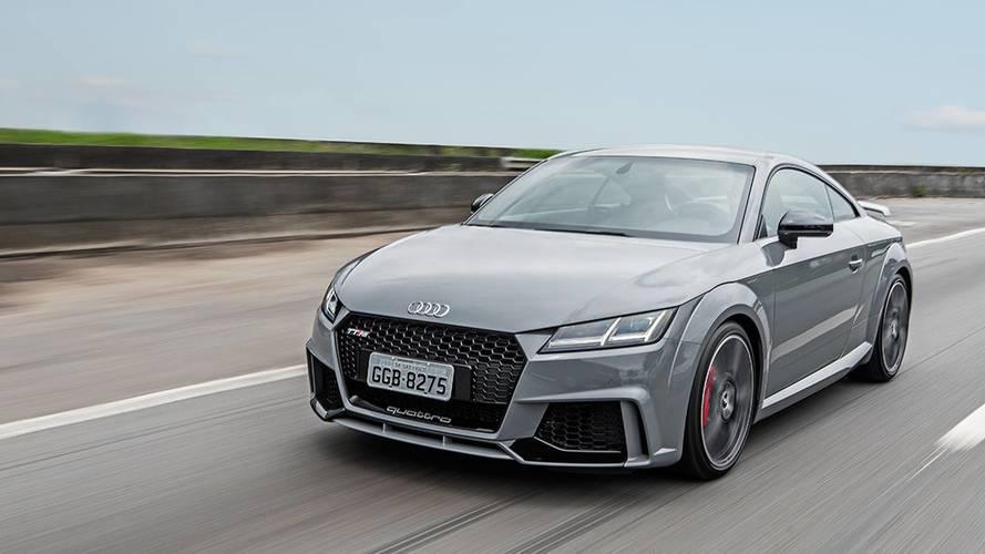 Audi TT RS BR