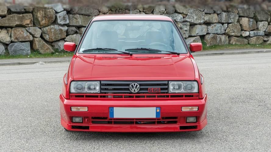 La subasta de este Volkswagen Golf G60 Rallye ha hecho saltar la banca