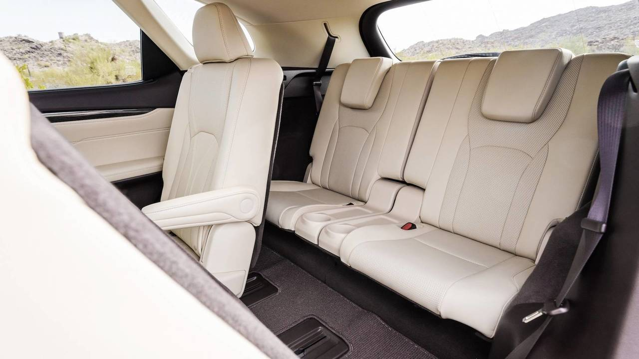 Strange 2018 Lexus Rx L First Drive More To Love Short Links Chair Design For Home Short Linksinfo