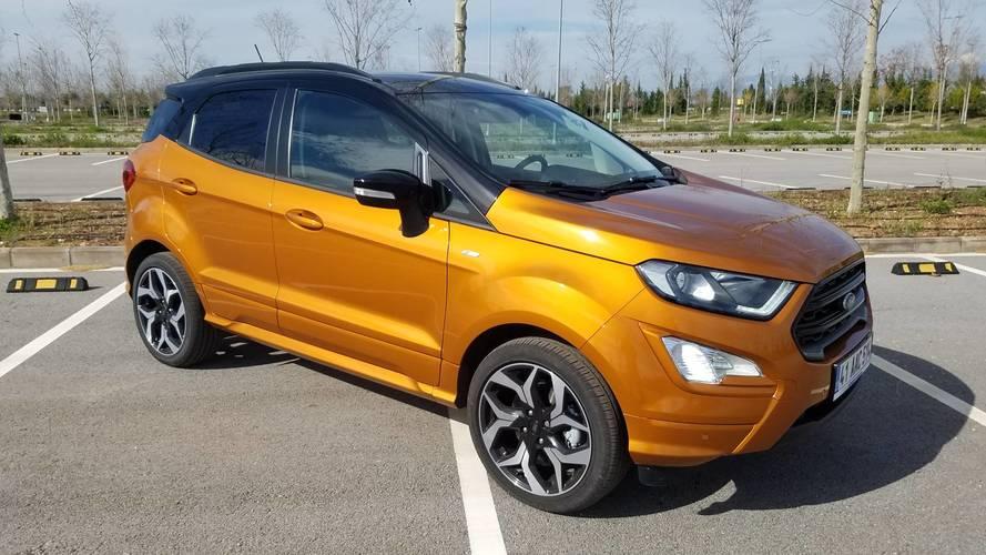 Ford EcoSport sonunda Türkiye ile buluştu