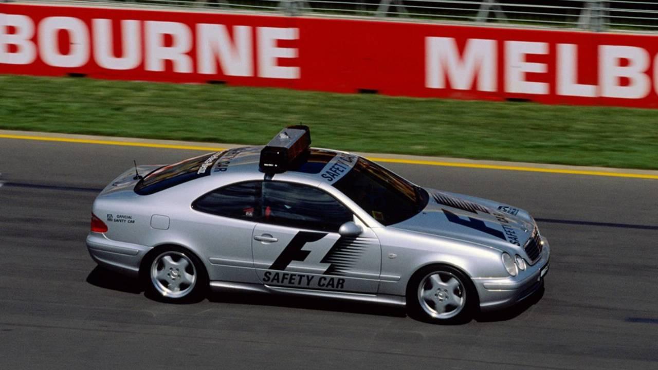 Mercedes CLK 55 AMG (1997/98)