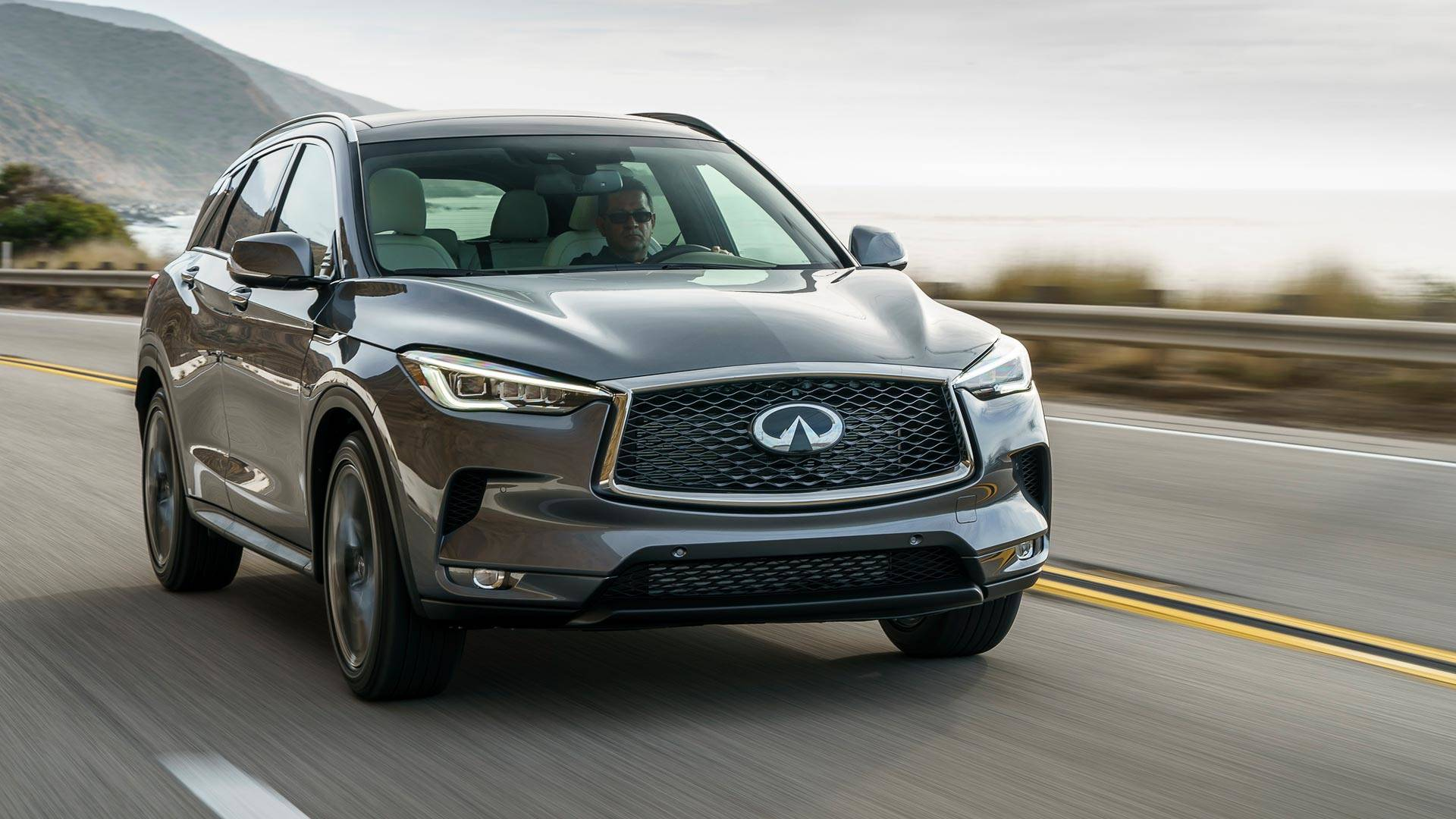 2019 Infiniti QX50: News, Specs, MPG, Price >> 2019 Infiniti Qx50 First Drive Not Your Everyday Suv