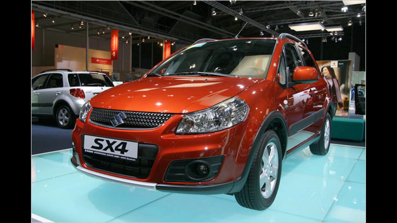 Suzuki SX4 Facelift