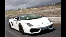 Lamborghini wird sauber