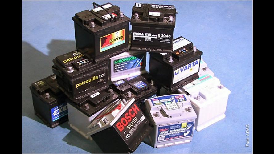 ADAC-Batterietest: Von Mogeleien und falschen Angaben