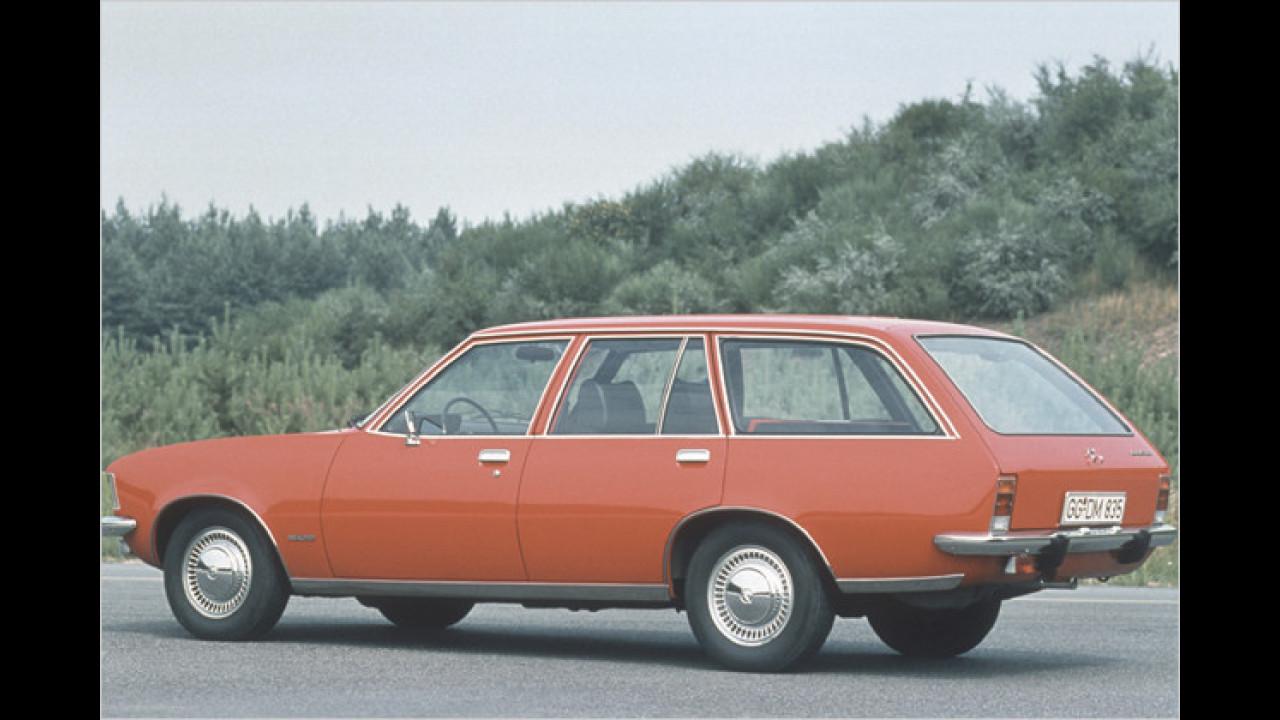 Opel Rekord D Caravan (1972)