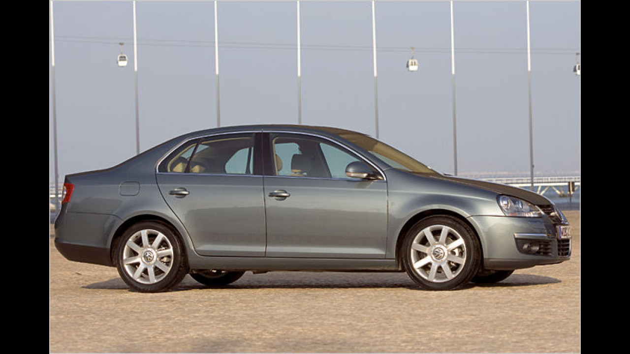 VW Jetta BlueMotion