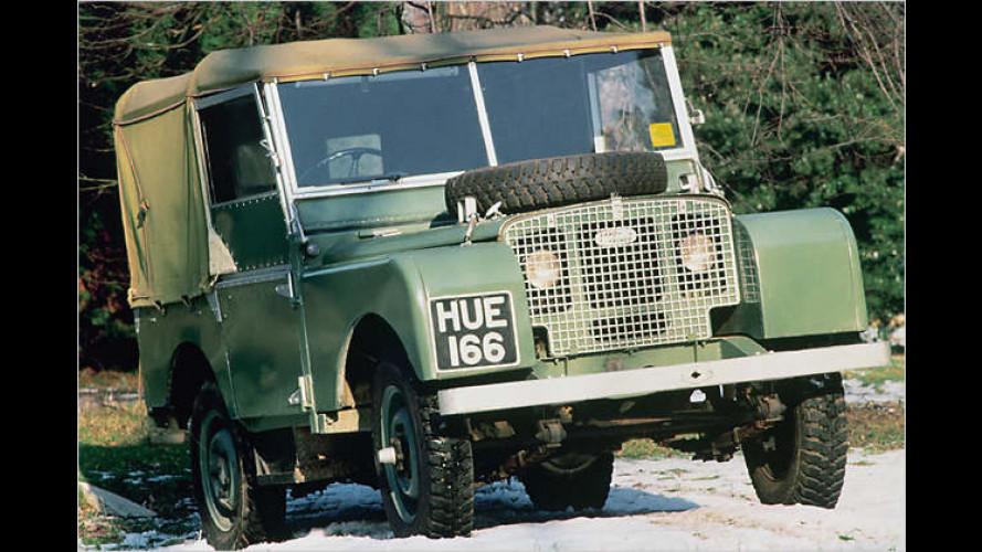 Fitter als je zuvor: Land Rover wird 60