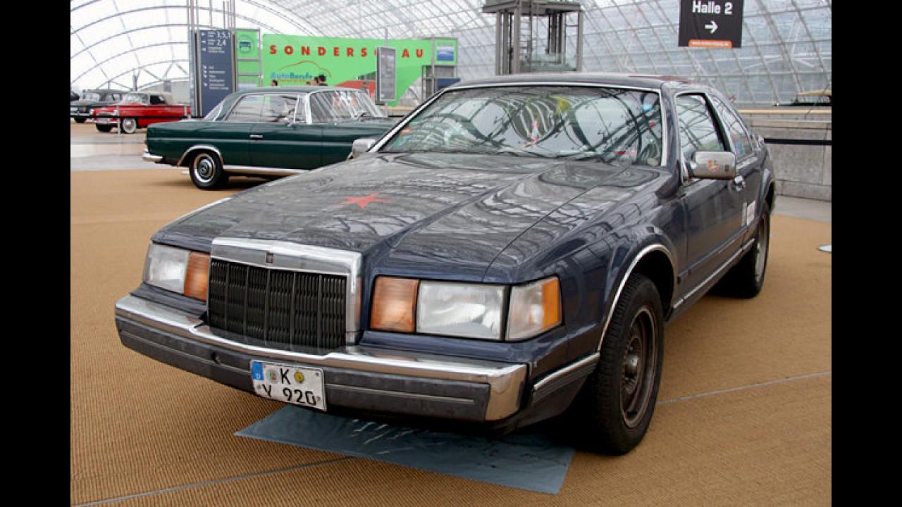 Lincoln Mark Seven (1987) von Dirk Bach