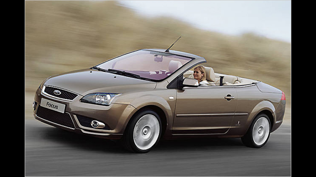 Ford Focus Coupé-Cabriolet 2.0 TDCi