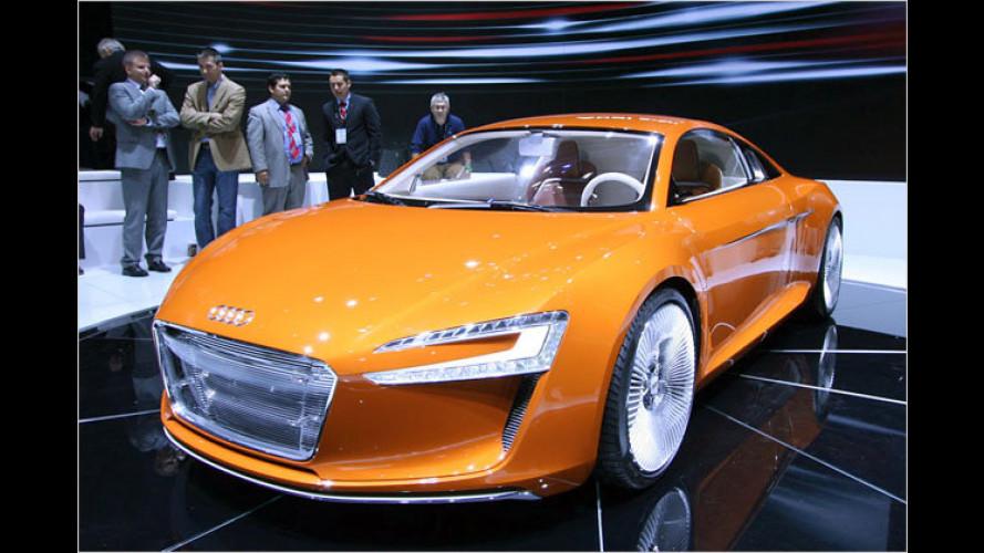 Die Studien der L.A. Auto Show 2009