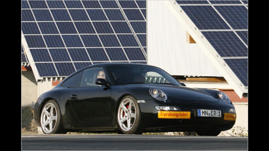 eRuf: Der Porsche-Veredler auf ungewohntem Terrain
