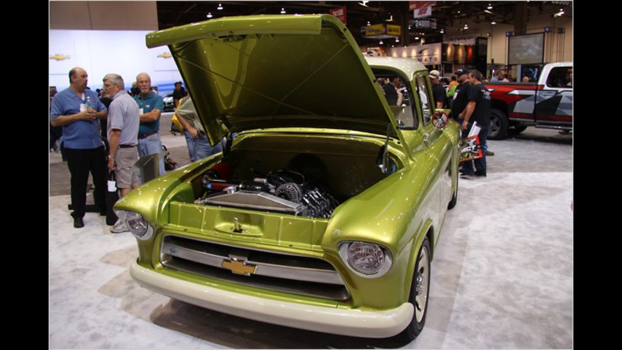 1955er E-Rod Pick-Up